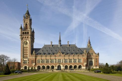 Дворец мира - Международный суд ООН в Гааге, Нидерланды