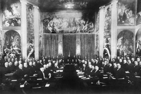 Первая Гаагская конференция. 1899 г.