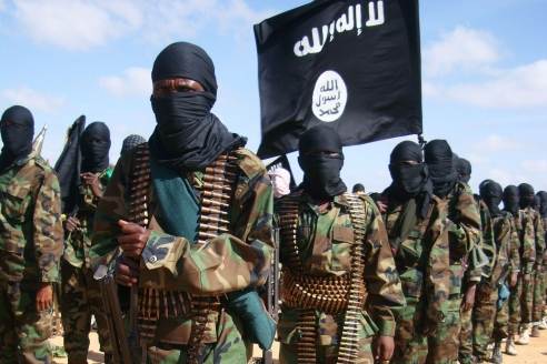 Боевики «Исламского государства»