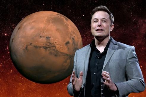 И. Маск, основатель SpaceX