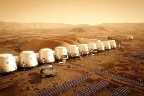 Колонизация Марса по версии MarsOne