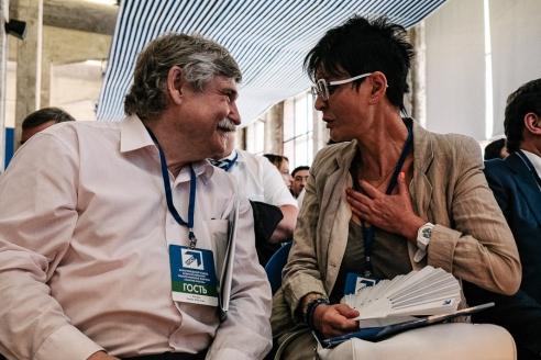Внеочередной съезд Всероссийской политической партии «ПАРТИЯ РОСТА», 4 июля 2016 года