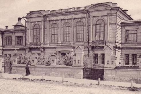 Мужская гимназия в Самаре