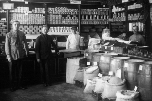 Недолгая жизнь частного бизнеса. 20-30-е годы