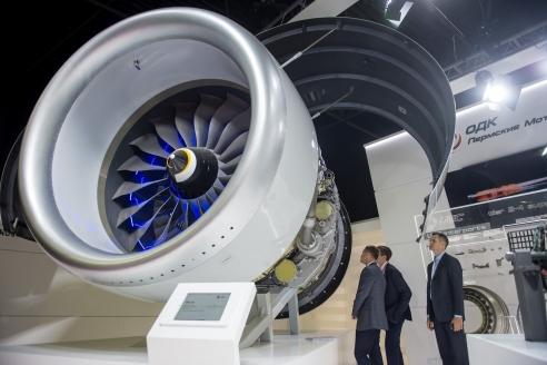 Двигатель ПД-14 ОДК-Пермские моторы