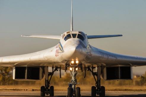 Легендарный ТУ-160
