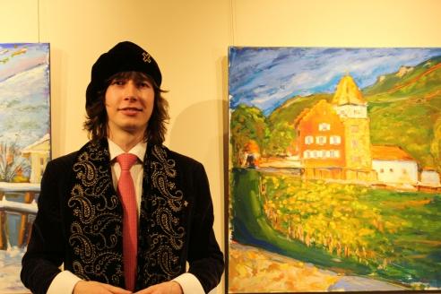 Выставка, посвящённая искусству княжества Лихтенштейн. 7 апреля 2017 года