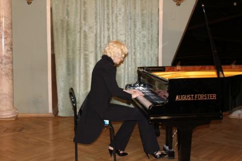 Фортепианный концерт. 23 марта 2017 г.