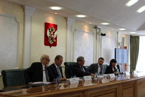Заседание Совета по Арктике и Антарктике при Совете Федерации РФ, 13 июля 2017 года