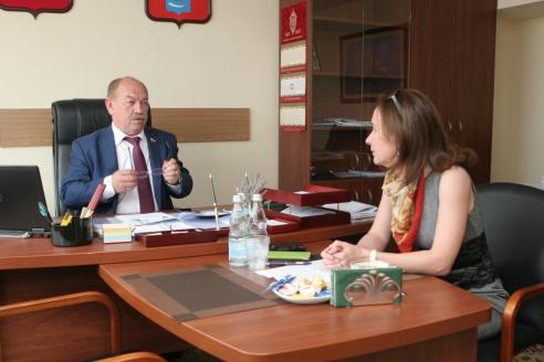 Г.И. Орденов и Е.А. Борисова, 15 июня 2017 года