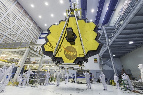 Телескоп «Джеймс Уэбб»