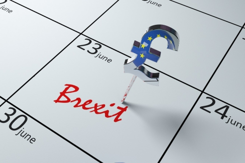 Голосование по выходу Великобритании из ЕС состоялось 23 июня 2016 г.