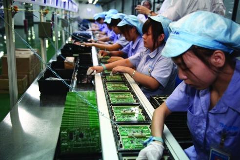 Китайский конвейер