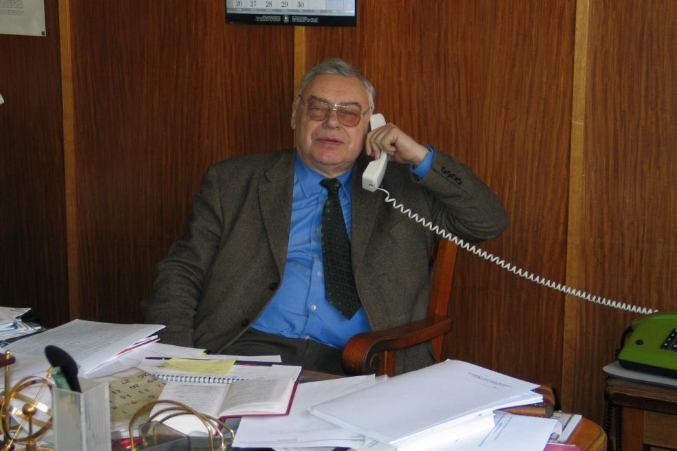 Георгий Сергеевич Голицын