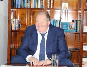 В.Н. Кирьянов в редакции МР, 22 января 2019 г.