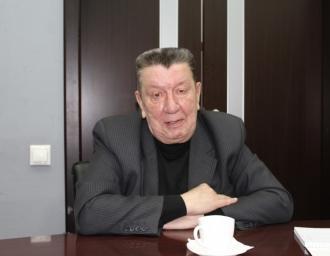 Виктор Васильевич Потапов в редакции МР, 8 июня 2017 года