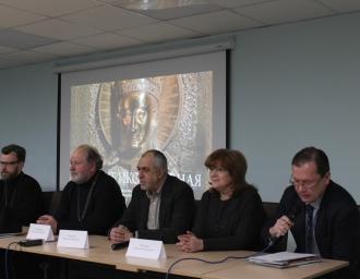 Презентация альбома «Русские иконы Синая», 12 января 2016 года