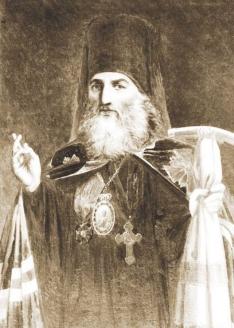 Епископ Оренбургский и Уральский Антоний II (Радонежский)