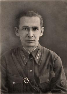 Дед Кудрявцев Константин Иванович