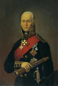 Адмирал Ф. Ф. Ушаков