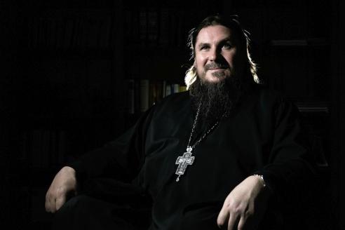 Протоиерей Сергий Халюта, май 2016 года