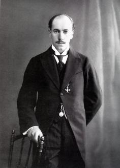 Инженер И.И. Сикорский перед эмиграцией