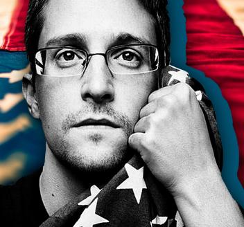 Э. Сноуден, бывший сотрудник ЦРУ и АНБ