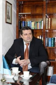 В.Г. Соловьёв в редакции МР, 23 января 2018 года