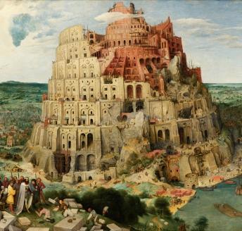 «Вавилонская башня». Питер Брейгель Старший