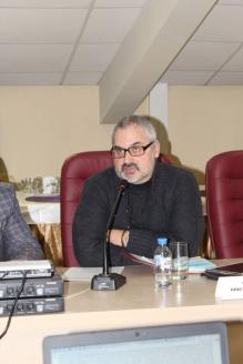 Участники круглого стола, 6 декабря 2017 года