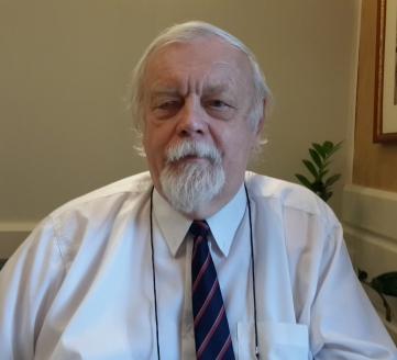 В. В. Лукин, руководитель Российской антарктической экспедиции (РАЭ) с 1991 по 2016 гг.