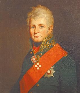 Адмирал П.В. Чичагов