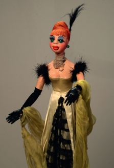 Тростевая кукла