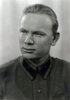 Руководитель внешней разведки (ИНО ГУГБ НКВД-НКГБ) (1939–1946 гг.) П.М. Фитин