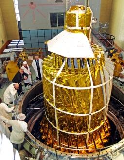Первый телескоп «Спектр-Р»