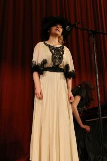 Литературно-музыкальный вечер, посвящённый Международному дню поэзии, в МИД. 29 марта 2017 года