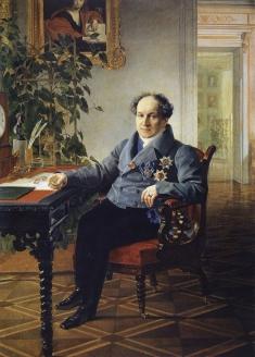 А.Н. Голицын