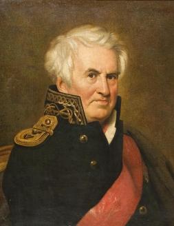 Портрет А.С. Шишкова. О.А.Кипренский. 1825 г.