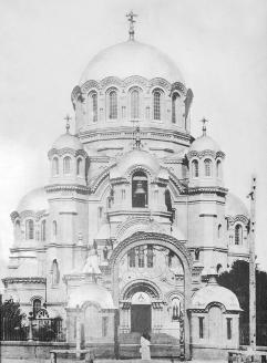 Казанский кафедральный собор в Оренбурге