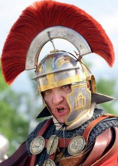 Римский центурион. Эпоха Цезаря