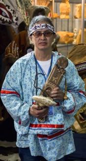 Камчатская резьба по дереву. Фестиваль народных мастеров и художников России «Жар-птица»