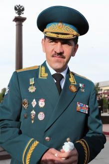 Евкуров, Юнус-бек Баматгиреевич