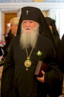 Архиепископ Медонский Михаил (Донсков), 8 октября 2018 года