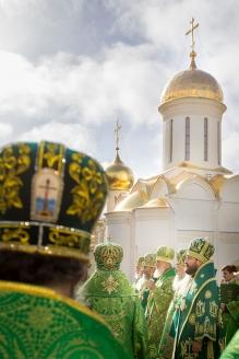Свято-Троицкая Сергиева лавра, 8 октября 2018 года