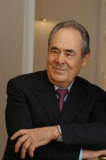 Минтимер Шарипович Шаймиев - советский и российский политик, первый президент Татарстана