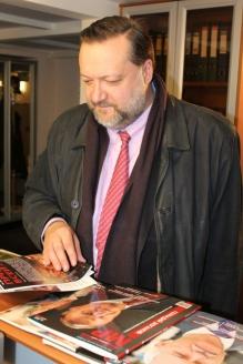 П.С. Дорохин в редакции МР, 10 апреля 2017 года