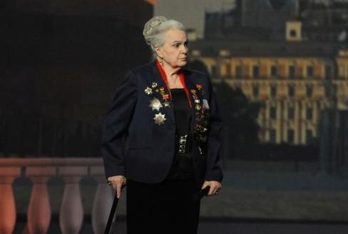 Элина Авраамовна Быстрицкая
