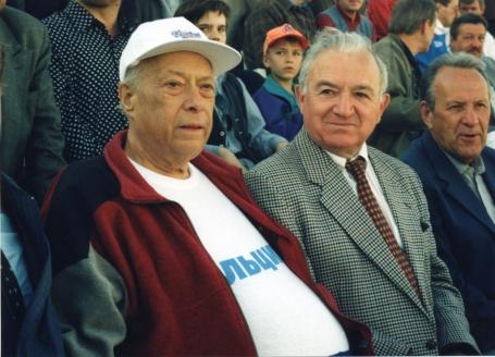 С Николаем Озеровым