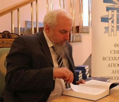 Заместитель директора Российского института стратегических исследований М.Б. Смолин