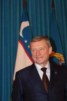 Николай Николаевич Бордюжа - генеральный секретарь Организации Договора о коллективной безопасности